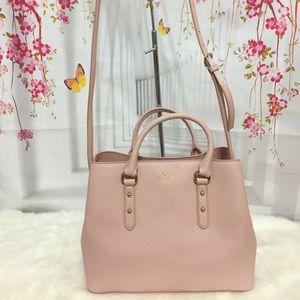 NWT Kate Spade pink handbag crossbody Satchel